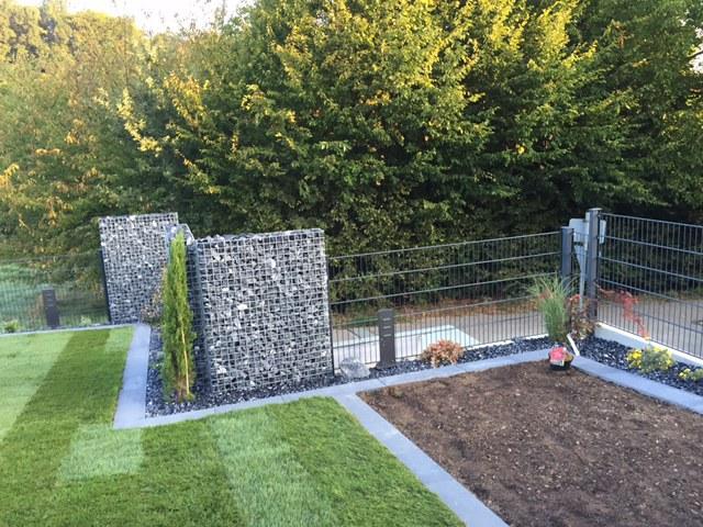 Demus Gmbh Neuer Garten Leichte Hanglage